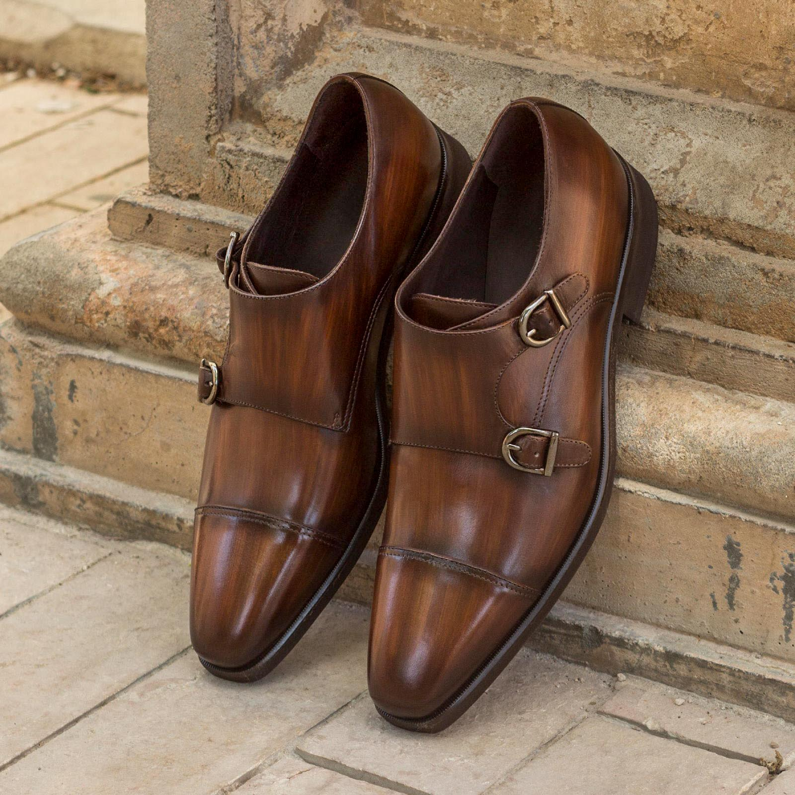 Double monk brown crust patina : 330€