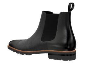 Chelsea boot Suede Grey : 169 €
