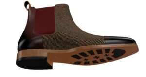 Chelsea boot Satorial : 169 €