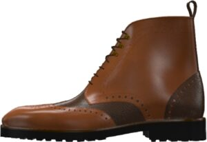 Military brogue Boot : 169€
