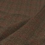 Wool Smal Tweed Brown