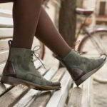 Captoe L up boot woman