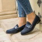 Loafer woman